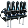 Дисковый фильтр грубой очистки воды