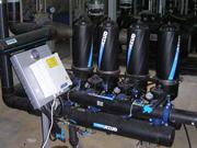 Дисковый фильтр для воды
