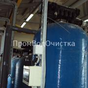 Комплекс водоподготовки для ЗАО «Машпром»
