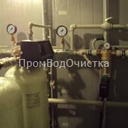 Блочный комплекс водоподготовки для «ППН-Сервис»