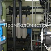 Система ультрафильтрации для ООО НПФ «Металлимпрес»