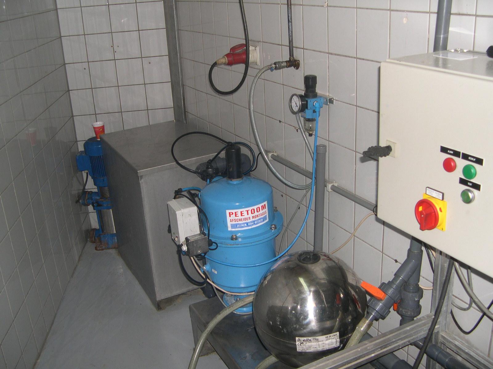 Сетчатый фильтр для воды ПВО-ASF-AF-202