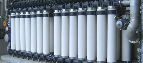 Ультрафильтрация сточных вод