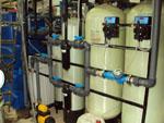 Водоподготовка котельных, фильтры для котла